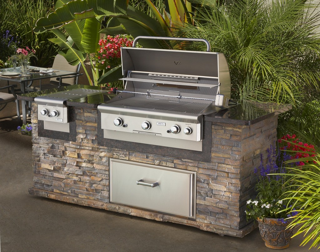 Outdoor Kitchen Gallery Outdoor Kitchen Factory - Outdoor kitchen design with grill