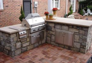 Custom Outdoor Kitchens Freeport