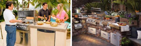 Perfect Outdoor Kitchen Appliances