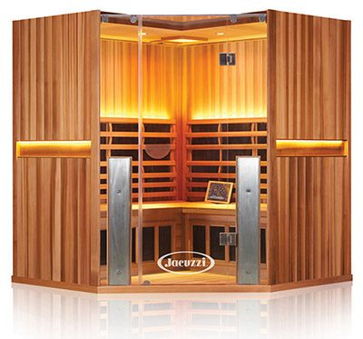 CLEARLIGHT SANCTUARY FULL SPECTRUM INFRARED SAUNAS