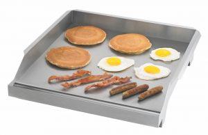Power Burner Griddle Plate