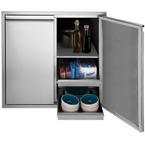 36 Inch High Dry Storage Cabinet